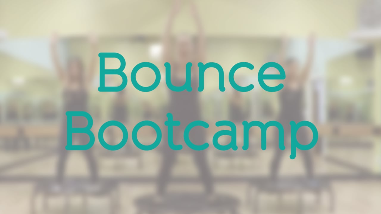 30-Minute Bounce Bootcamp with Dixie