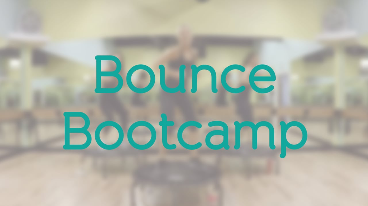 30-Minute Bounce Bootcamp with Holly
