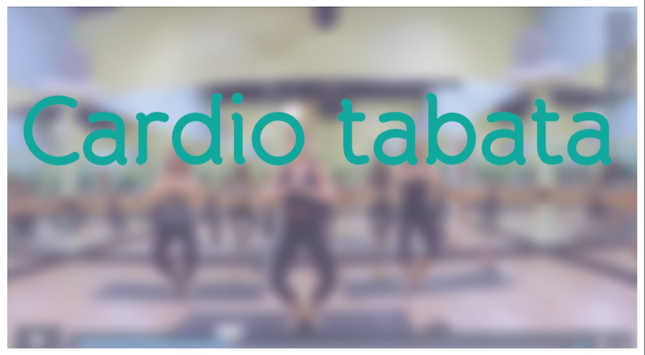 45-Minute Tabata with Ashley