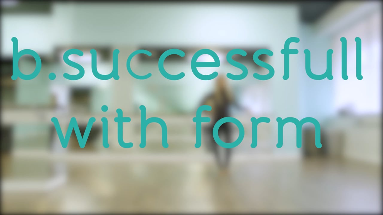 b.successfull with form with Stephanie