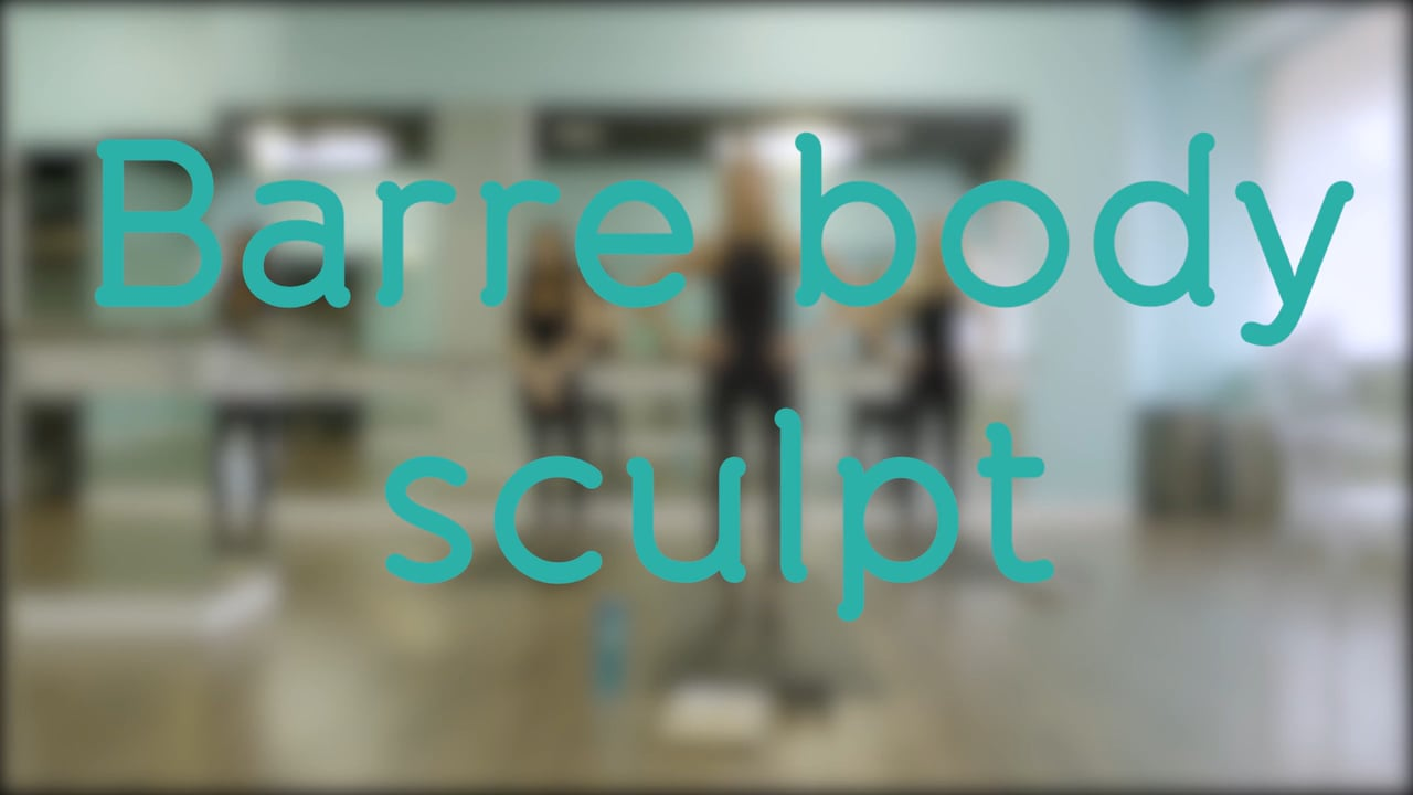 Barre Body Sculpt with Deb 60 minutes