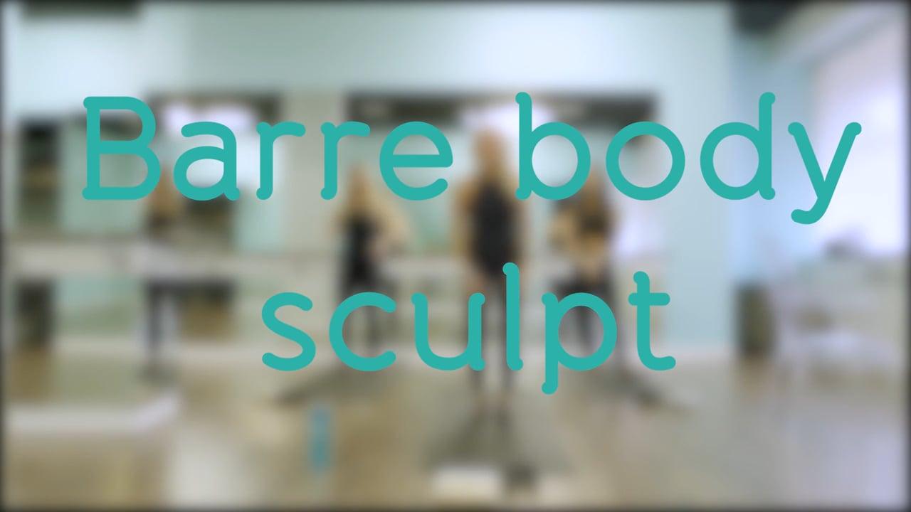 Barre Body Sculpt with Deb