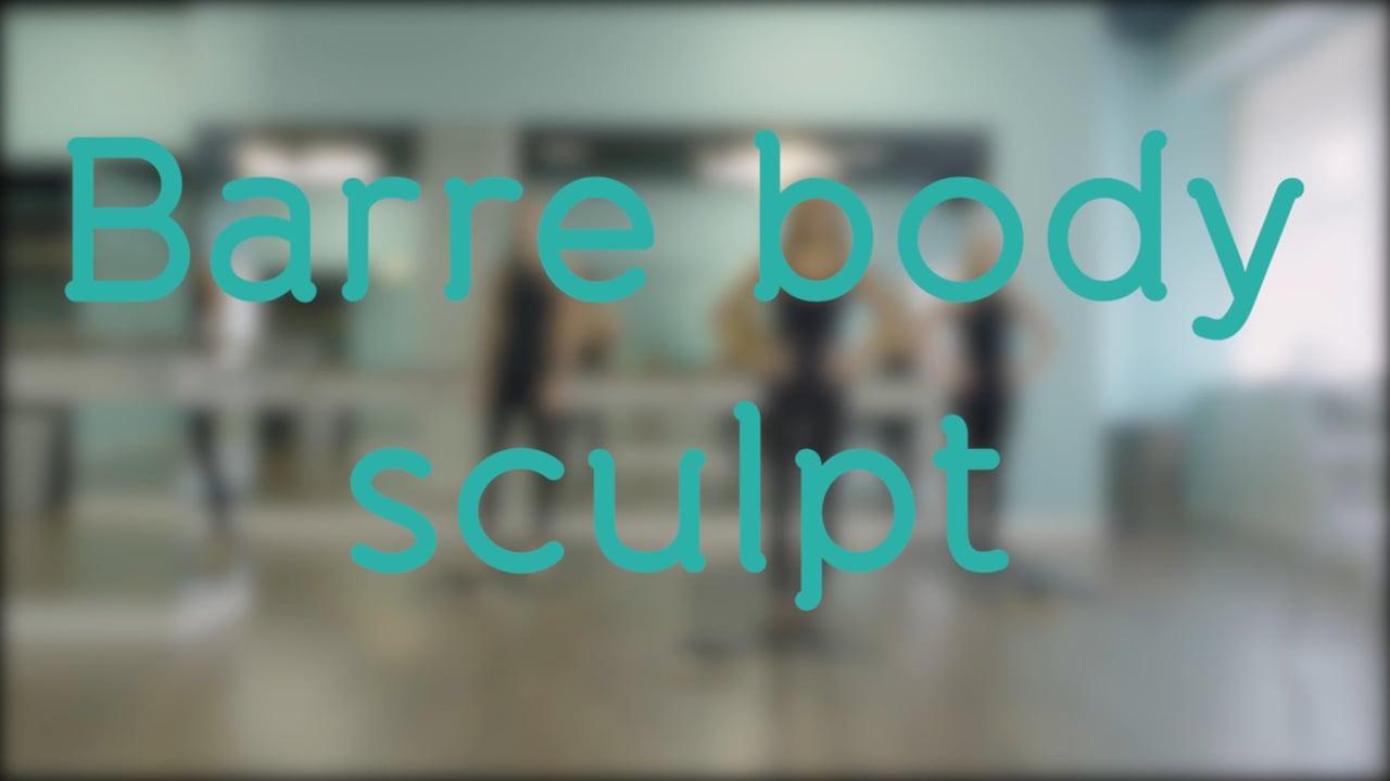 Barre Body Sculpt with Rashna_1