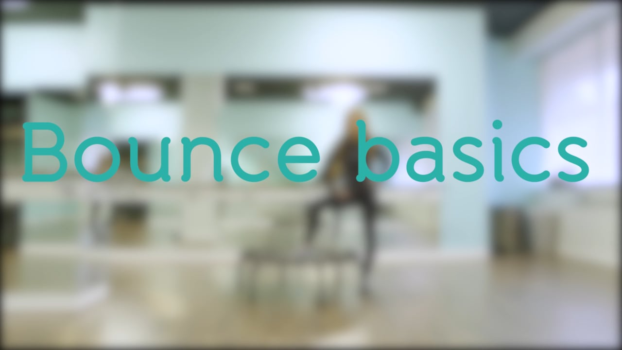 Bounce Basics with Rashna
