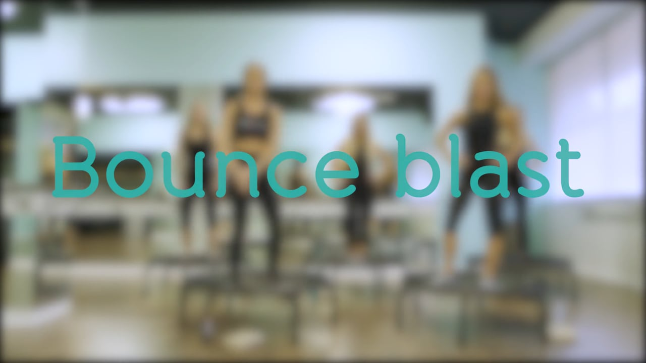 Bounce Blast with Ashley