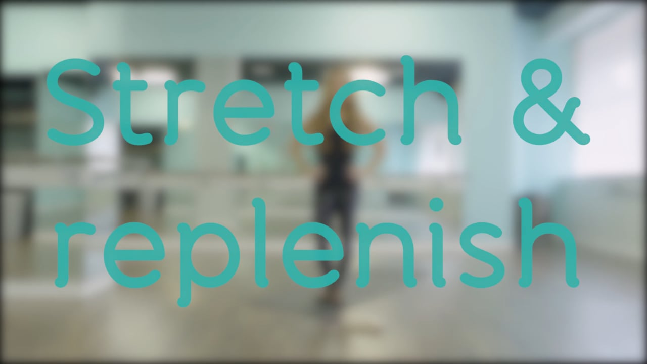 Stretch & Replenish with Rashna