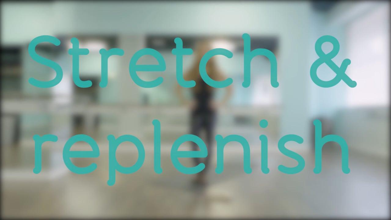 Stretch & Replenish with Rashna